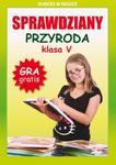 Sprawdziany Przyroda klasa 5 w sklepie internetowym Booknet.net.pl