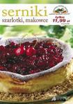 Serniki, szarlotki, makowce w sklepie internetowym Booknet.net.pl