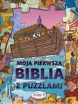 Moja pierwsza Biblia z puzzlami w sklepie internetowym Booknet.net.pl