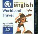 Fiszki World and Travel + mp3 w sklepie internetowym Booknet.net.pl