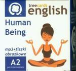 Fiszki Human Being + mp3 w sklepie internetowym Booknet.net.pl