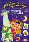Wesołe ufoludki Wklejam i maluję w sklepie internetowym Booknet.net.pl