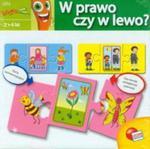 Karotka W prawo czy w lewo w sklepie internetowym Booknet.net.pl