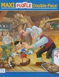 Puzzle dwustronne Maxi 108 Disney Pinocchio w sklepie internetowym Booknet.net.pl