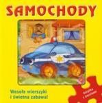 Samochody Książka z puzzlami w sklepie internetowym Booknet.net.pl