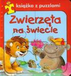 Zwierzęta na świecie Książka z puzzlami w sklepie internetowym Booknet.net.pl