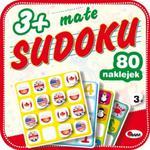 Małe sudoku 3+ (poziom 4x4) w sklepie internetowym Booknet.net.pl