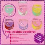 Filcowe robótki torebka mała różowa w sklepie internetowym Booknet.net.pl