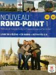 Nouveau Rond-Point 1 A1+A2 Podręcznik + CD w sklepie internetowym Booknet.net.pl
