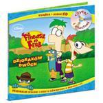 Czytaj i słuchaj. Fineasz i Ferb. Dziobaków dwóch (książka + audio CD) (RAS-3) w sklepie internetowym Booknet.net.pl