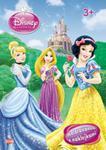 Disney. Księżniczka. Kolorowanka z naklejkami (NA-20) w sklepie internetowym Booknet.net.pl