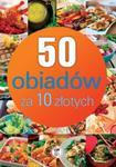 50 obiadów za 10 złotych w sklepie internetowym Booknet.net.pl