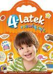 Książeczka torebeczka 4-latek rozwiązuje w sklepie internetowym Booknet.net.pl