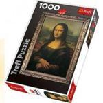 Puzzle 1000 Mona Lisa w sklepie internetowym Booknet.net.pl