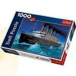Puzzle 1000 Titanic w sklepie internetowym Booknet.net.pl