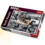 Puzzle 1000 Paryż kolaż w sklepie internetowym Booknet.net.pl