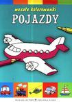 WESOŁE KOLOROWANKI-POJAZDY ZS 9788378950691 w sklepie internetowym Booknet.net.pl