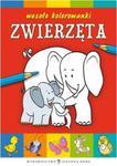 Zwierzęta. Wesołe kolorowanki w sklepie internetowym Booknet.net.pl