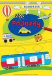 Kolorowanki - Pojazdy w sklepie internetowym Booknet.net.pl