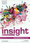 Insight. Intermediate Student's Book. Podręcznik dla szkół ponadgimnazjalnych w sklepie internetowym Booknet.net.pl