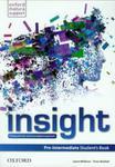 Insight Pre-Intermediate Student's Book w sklepie internetowym Booknet.net.pl