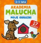 Akademia malucha Moje obrazki w sklepie internetowym Booknet.net.pl