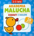 Akademia malucha Zabawy z kołem w sklepie internetowym Booknet.net.pl