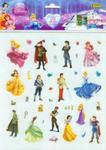Naklejki Maxi Scene Disney Księżniczki w sklepie internetowym Booknet.net.pl