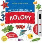 Sprytny przedszkolak Kolory w sklepie internetowym Booknet.net.pl
