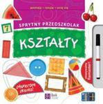 Sprytny przedszkolak Kształty w sklepie internetowym Booknet.net.pl