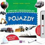 Sprytny przedszkolak Pojazdy w sklepie internetowym Booknet.net.pl