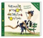 Niezwykłe przygody detektywa Pozytywki w sklepie internetowym Booknet.net.pl
