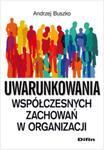 Uwarunkowania współczesnych zachowań w organizacji w sklepie internetowym Booknet.net.pl