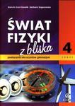 Świat fizyki z bliska. Klasa 1-3, gimnazjum, część 4. Fizyka. Podręcznik w sklepie internetowym Booknet.net.pl