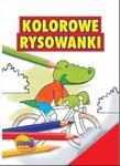 Kolorowe rysowanki w sklepie internetowym Booknet.net.pl
