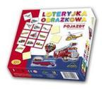 Loteryjka obrazkowa Pojazdy w sklepie internetowym Booknet.net.pl