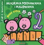 Akademia poznawania i malowania Piszę cyfry od 4 lat w sklepie internetowym Booknet.net.pl