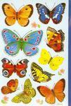 Naklejki papierowe Motyle w sklepie internetowym Booknet.net.pl
