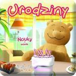 Kąpielowe - Nouky i przyjaciele. Urodziny w sklepie internetowym Booknet.net.pl
