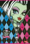 Zeszyt Monster High w kratkę 32 strony A5 w sklepie internetowym Booknet.net.pl
