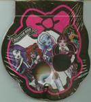 Notes w kształcie czaszki Monster High w sklepie internetowym Booknet.net.pl