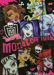Teczka z gumką Monster High A4 w sklepie internetowym Booknet.net.pl