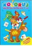Koloruj według numeru w sklepie internetowym Booknet.net.pl