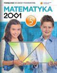 Matematyka 2001. Klasa 5 szkoła podstawowa Podręcznik w sklepie internetowym Booknet.net.pl