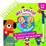 Mój zeszyt. Maluchy 3-4 lata w sklepie internetowym Booknet.net.pl