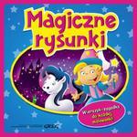 Malowanka blokowa. Magiczne rysunki w sklepie internetowym Booknet.net.pl