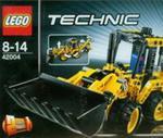 Lego Technic Koparko-ładowarka 2w1 w sklepie internetowym Booknet.net.pl