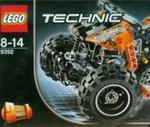 Lego Technic Quad 2w1 w sklepie internetowym Booknet.net.pl