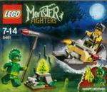 Lego Monster Fighters Stwór z bagien w sklepie internetowym Booknet.net.pl