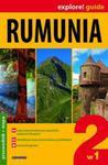 Rumunia 2w1 Przewodnik z mapą w sklepie internetowym Booknet.net.pl